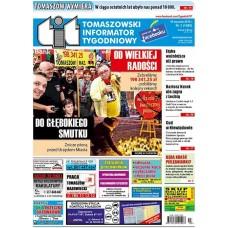 TIT - Tomaszowski Informator Tygodniowy nr 3 (1485) z 18 stycznia 2019r.