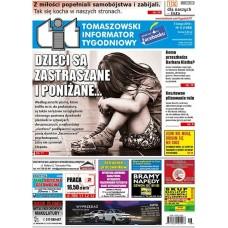 TIT - Tomaszowski Informator Tygodniowy nr 6 (1488) z 8 lutego 2019r.