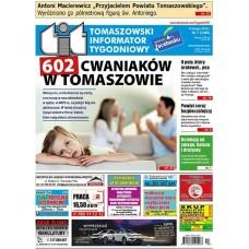 TIT - Tomaszowski Informator Tygodniowy nr 7 (1489) z 15 lutego 2019r.
