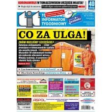 TIT - Tomaszowski Informator Tygodniowy nr 13 (1547) z 27 marca 2020r.