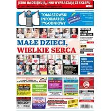 TIT - Tomaszowski Informator Tygodniowy nr 17 (1551) z 24 kwietnia 2020r.