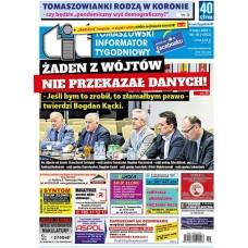 TIT - Tomaszowski Informator Tygodniowy nr 19 (1553) z 8 maja 2020r.