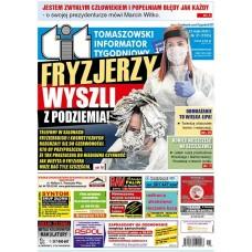 TIT - Tomaszowski Informator Tygodniowy nr 21 (1555) z 22 maja 2020r.
