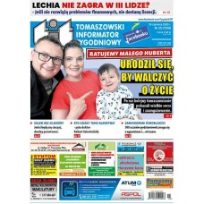 TIT - Tomaszowski Informator Tygodniowy nr 25 (1559) z 19 czerwca 2020r.