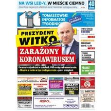 TIT - Tomaszowski Informator Tygodniowy nr 40 (1574) z 2 października 2020r.
