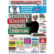 TIT - Tomaszowski Informator Tygodniowy nr 43 (1577) z 23 października 2020r.