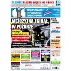 TIT - Tomaszowski Informator Tygodniowy nr 7 (1594) z 19 lutego 2021r.