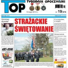 TOP - Tygodnik Opoczyński nr 19 (878) z 9 maja 2014 r.