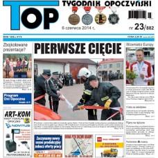 TOP - Tygodnik Opoczyński nr 23 (882) z 6 czerwca 2014 r.