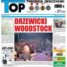 TOP - Tygodnik Opoczyński nr 27 (886) z 4 lipca 2014 r.