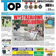 TOP - Tygodnik Opoczyński nr 35 (894) z 29 sierpnia 2014 r.