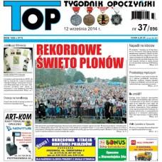 TOP - Tygodnik Opoczyński nr 37 (896) z 12 września 2014 r.