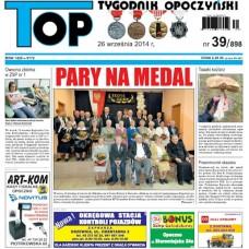 TOP - Tygodnik Opoczyński nr 39 (898) z 26 września 2014 r.