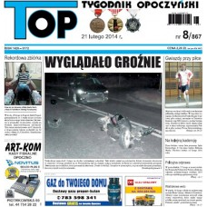 TOP - Tygodnik Opoczyński nr 8 (867) z 21 lutego 2014 r.