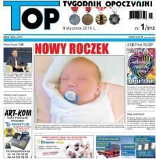 TOP - Tygodnik Opoczyński nr 1 (912) z 9 stycznia 2015 r.