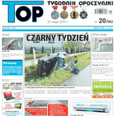 TOP - Tygodnik Opoczyński nr 20 (982) z 20 maja 2016 r.