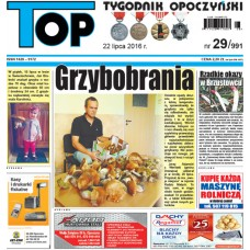 TOP - Tygodnik Opoczyński nr 29 (991) z 22 lipca 2016 r.