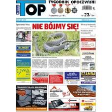 TOP - Tygodnik Opoczyński nr 23 (1141) z 7 czerwca 2019 r.
