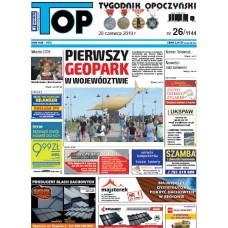 TOP - Tygodnik Opoczyński nr 26 (1144) z 28 czerwca 2019 r.