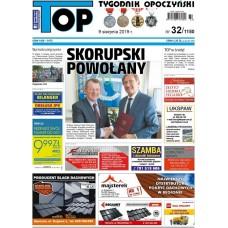TOP - Tygodnik Opoczyński nr 32 (1150) z 9 sierpnia 2019 r.