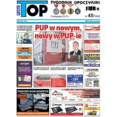 TOP - Tygodnik Opoczyński nr 45 (1163) z 8 listopada 2019 r.
