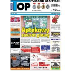 TOP - Tygodnik Opoczyński nr 10 (1180) z 6 marca 2020 r.