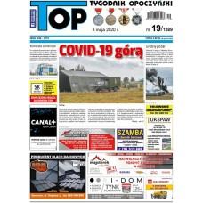 TOP - Tygodnik Opoczyński nr 19 (1189) z 8 maja 2020 r.