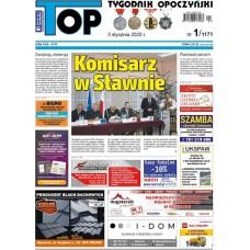 TOP - Tygodnik Opoczyński nr 1 (1171) z 3 stycznia 2020 r.