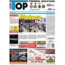 TOP - Tygodnik Opoczyński nr 24 (1194) z 12 czerwca 2020 r.