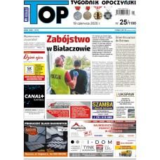 TOP - Tygodnik Opoczyński nr 25 (1195) z 19 czerwca 2020 r.