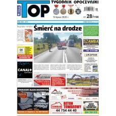 TOP - Tygodnik Opoczyński nr 28 (1198) z 10 lipca 2020 r.