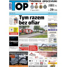 TOP - Tygodnik Opoczyński nr 29 (1199) z 17 lipca 2020 r.