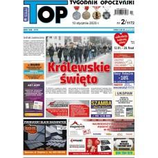 TOP - Tygodnik Opoczyński nr 2 (1172) z 10 stycznia 2020 r.