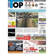 TOP - Tygodnik Opoczyński nr 30 (1200) z 24 lipca 2020 r.