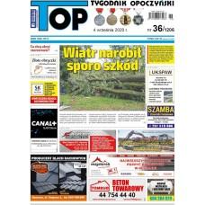 TOP - Tygodnik Opoczyński nr 36 (1206) z 4 września 2020 r.