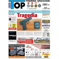 TOP - Tygodnik Opoczyński nr 37 (1207) z 11 września 2020 r.