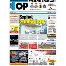 TOP - Tygodnik Opoczyński nr 45 (1215) z 6 listopada 2020 r.