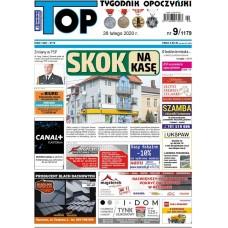 TOP - Tygodnik Opoczyński nr 9 (1179) z 28 lutego 2020 r.