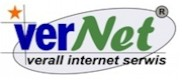 Wykonanie sklepu internetowego Verall Internet